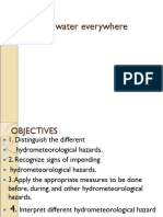 Chapter 8- Hydrometeorological Hazards