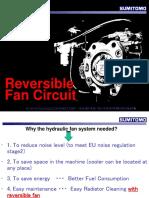 Reversiable Fan Circuit