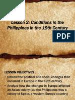 Lesson 2-3 Rizal