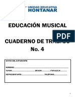 3 Cuadernos de Trabajo de Música No. 4