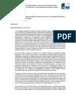 Informe de Utilización de Aceite de Semilla de Moringa en Procesos de Coagulación