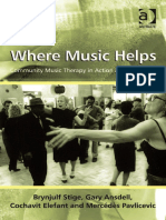 Where Music Helps_ Community Music Therapy in Action and Reflection-Ashgate (2010)