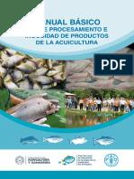Manual Procesamiento Acuicuktura PY2014