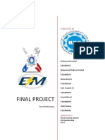 EM Final Project Entrepreneurship