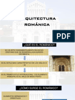 ANALISIS -ROMANICA