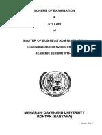 MBA(G) SOE & Syllabus-cbcs-mdu-2016-17 (1).pdf