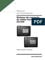 Manual Controlador CH 530(Rlc Svu01a Pt)