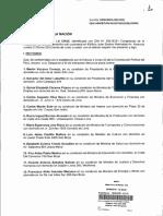 Denuncia constitucional de la congresista Yeni Vilcatoma