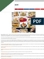 Doce recetas con bacon | Gastronomía & Cía