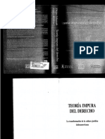 Diego Lopez Medina Teoria Impura Del Der