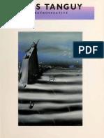 Yves Tonguy Exhibition Catalog