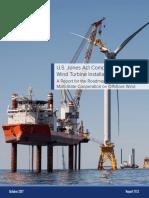 US Jones Act Compliant Offshore Wind Study