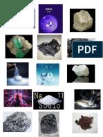 Elementos de La Tabla Periodica Imagenes