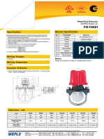 WEFLOW F6001