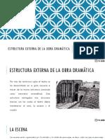 APUNTE_4_ESTRUCTURA_EXTERNA_DE_LA_OBRA_DRAMATICA_81482_20180529_20160725_180829.ppt