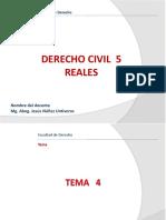 DERECHO REALES