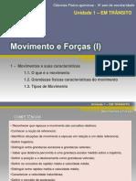 Movimentos e Forc3a7asi Grandezas Fc3adsicas e Conceitos