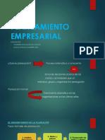 Planeamiento empresarial