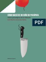Cómo hacer de un niño un psicópata..pdf