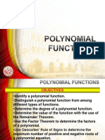 L8 Polynomial Functions.ppt