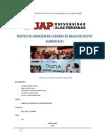 Proyecto La Anemia Tacna