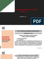 2b. INSTALACIONES SANITARIAS