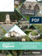 Laois Tidy Towns Results 2019