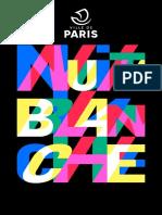 Nuit Blanche 2019 - Paris