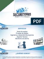 Presentación SECURITYPRO 2015