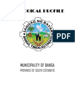 Ecological Profile Banga