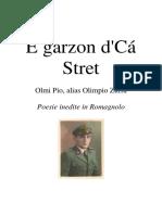 E Garzon d'Cá Stret - Zuffa