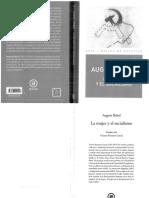Bebel, August. La mujer y el socialismo [edición española].pdf
