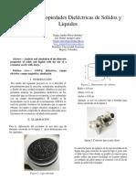 Medidor de propiedades dielectricas