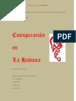 ConspiraciÓn en La Habana