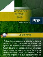 Tática Do Futsal (2)