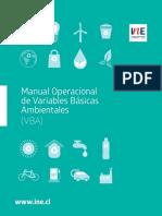 Manual Operacional de Variables Basicas Ambientales