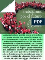 La Escuela Que Soñamos y Queremos FyA Perú