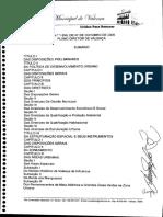 Lei_1.856 plano diretor Valença Bahia