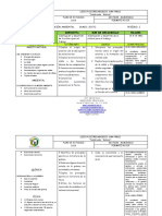 Plan de Estudios Ciencias Naturales 2019