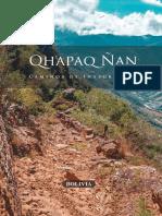 LibroQhapaq Ñan 2018