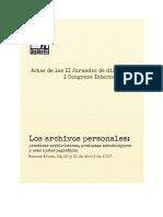 Actas Archivos Personales CeDInCI_Clase 3.pdf