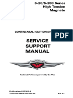 S-20/S-200 Series High Tension Magneto Service Manual