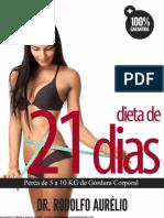 introducao a dieta de 21 dias