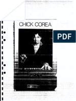 Chick Corea - Keyboard Workshop (Booklet)