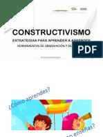 Herramientas de Evaluación Constructivismo