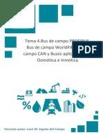 Temario_M6T4_Bus de Campo PROFIBUS, WorldFIP,CAN
