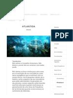 Ressucitando a Atlântida _ Doze