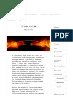 Sinfonias Da Consciência _ Doze