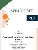 Mechanical seminar ppt