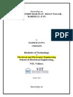 Industrial Internship Report (1)
